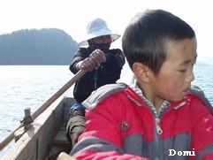 La Chine sac au dos (10) : «Treks des gorges du Tigre au Lugu Hu avec des copains du Club Alpin Paris» 2 ème épisode : de Daju au Lugu hu  Lugu_h11