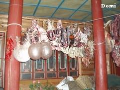 La Chine sac au dos (10) : «Treks des gorges du Tigre au Lugu Hu avec des copains du Club Alpin Paris» 2 ème épisode : de Daju au Lugu hu  Zhuang12
