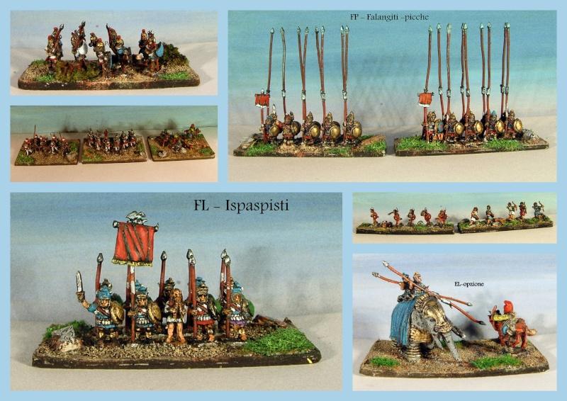 Esercito di Alessandro Magno -10mm per BI Alessa10