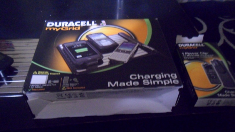 [INFO] Chargeur conduction Duracell MyGrid Sam_1011