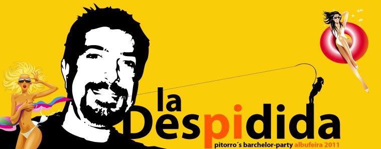 La Despidida - Portal Logo_f12