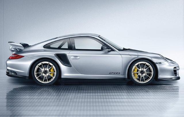 Porsche 911 GT2 RS, o carro de rua mais rápido da  Porsche Porsch12