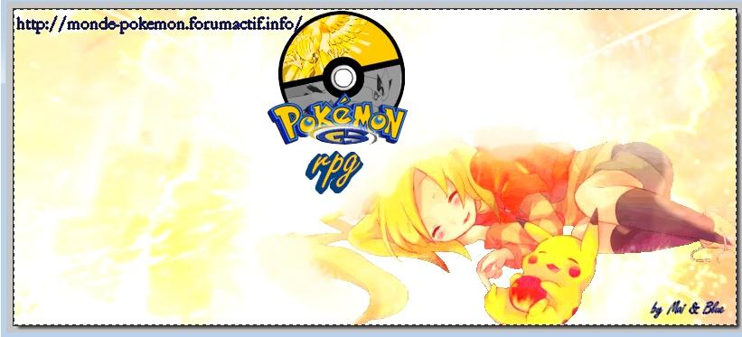 ♥Le monde pokemon Rpg oficiel ♥