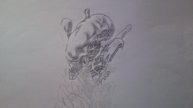 Zeichnungen 16032012