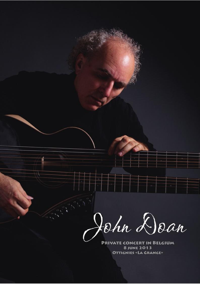 John Doan en Belgique Page113