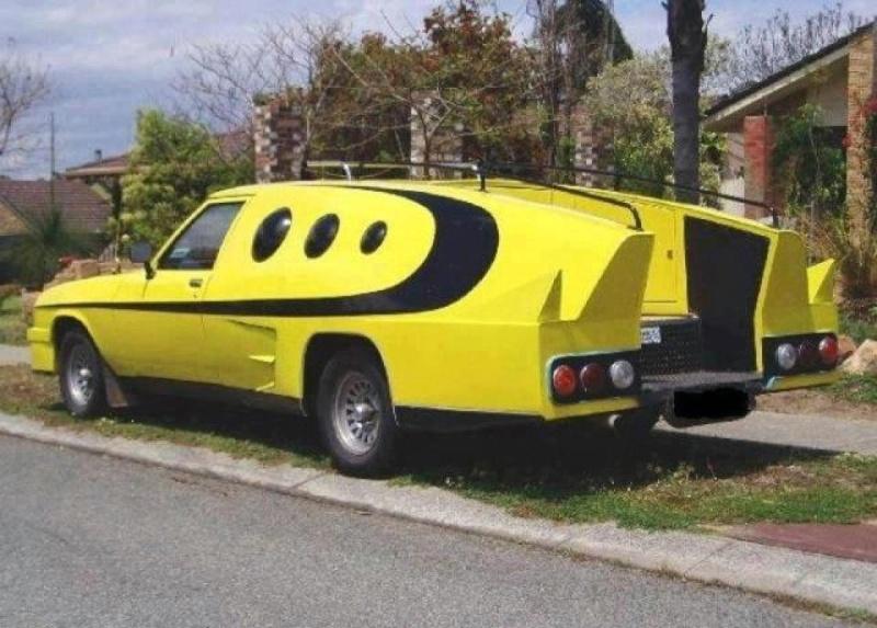 Holden Ute 18131610