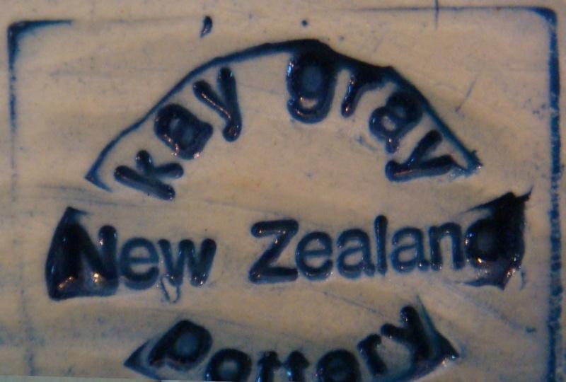 Kay Gray Pottery mark Dsc04116
