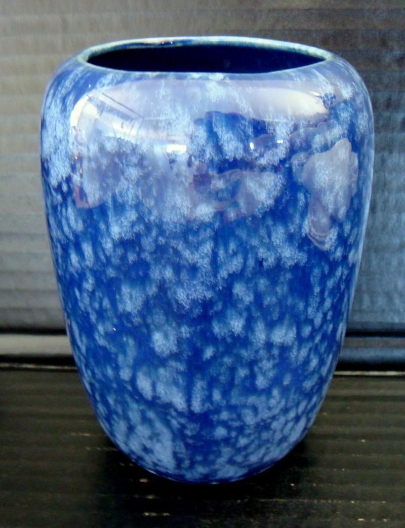 Neeco Temuka Mottled Vase Dsc05020