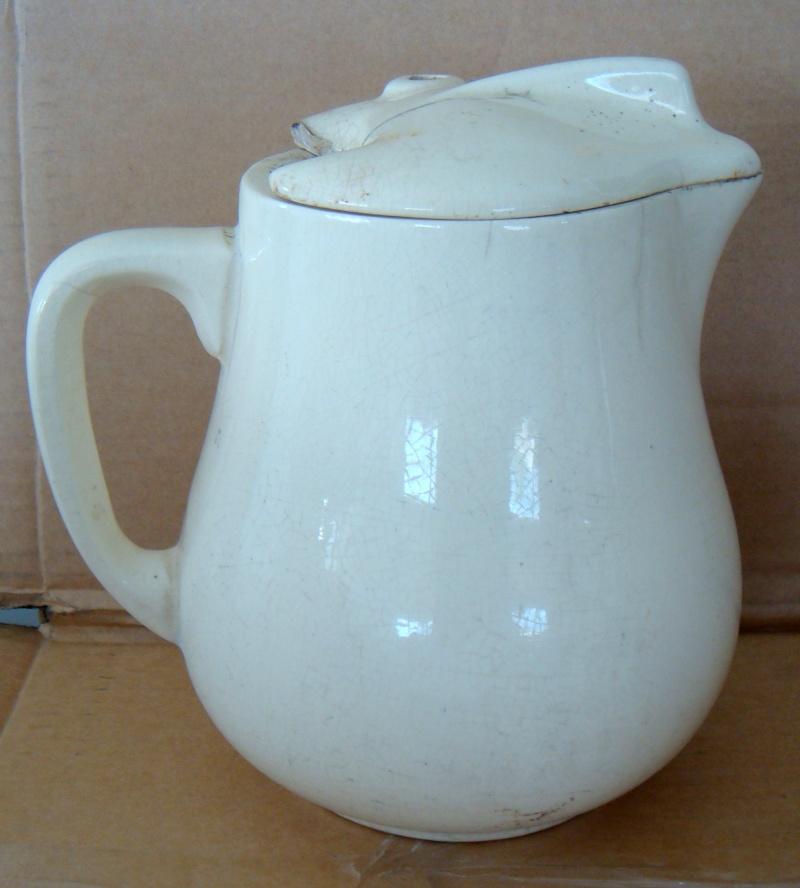 Crown Lynn / Russell Hobbs coffee perk? & Electric Jugs Dsc05310