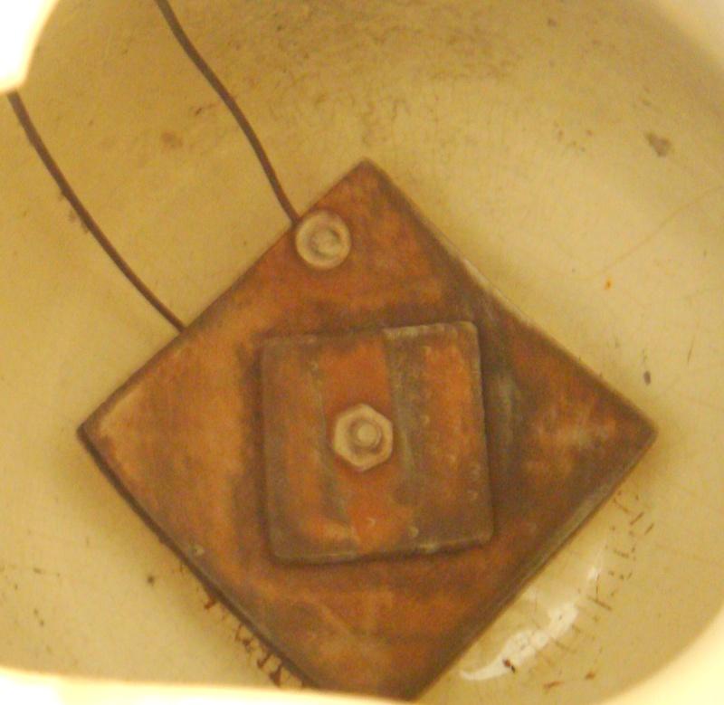 Crown Lynn / Russell Hobbs coffee perk? & Electric Jugs Dsc05312