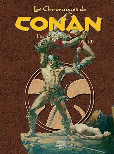 Les Chroniques de Conan - Les comics en intégrale - Page 4 51xjy210