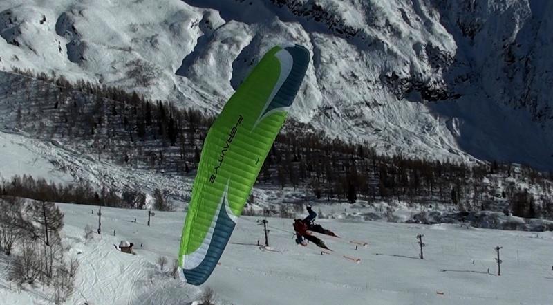 Vol à Skis B310