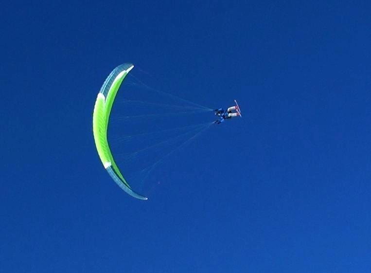 Vol à Skis Captur20