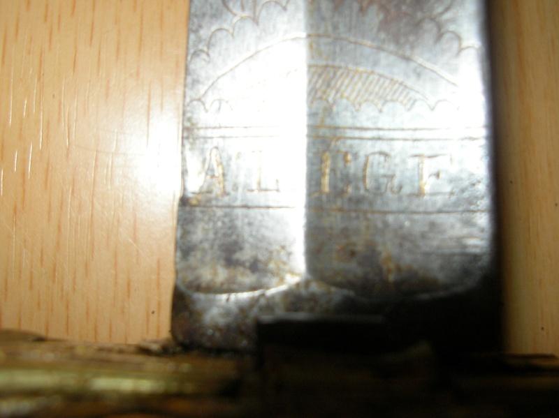 Epée belge. 00518