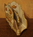 steam train letter rack - Acanthus Pottery (not Shelf) 002a11