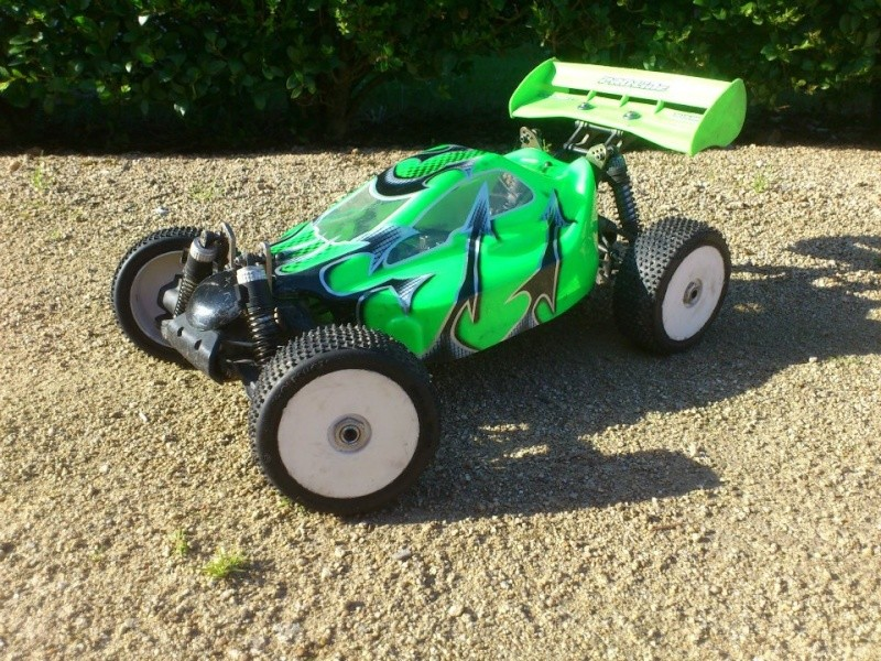 Green Hobao Hyper 7-E 48204010