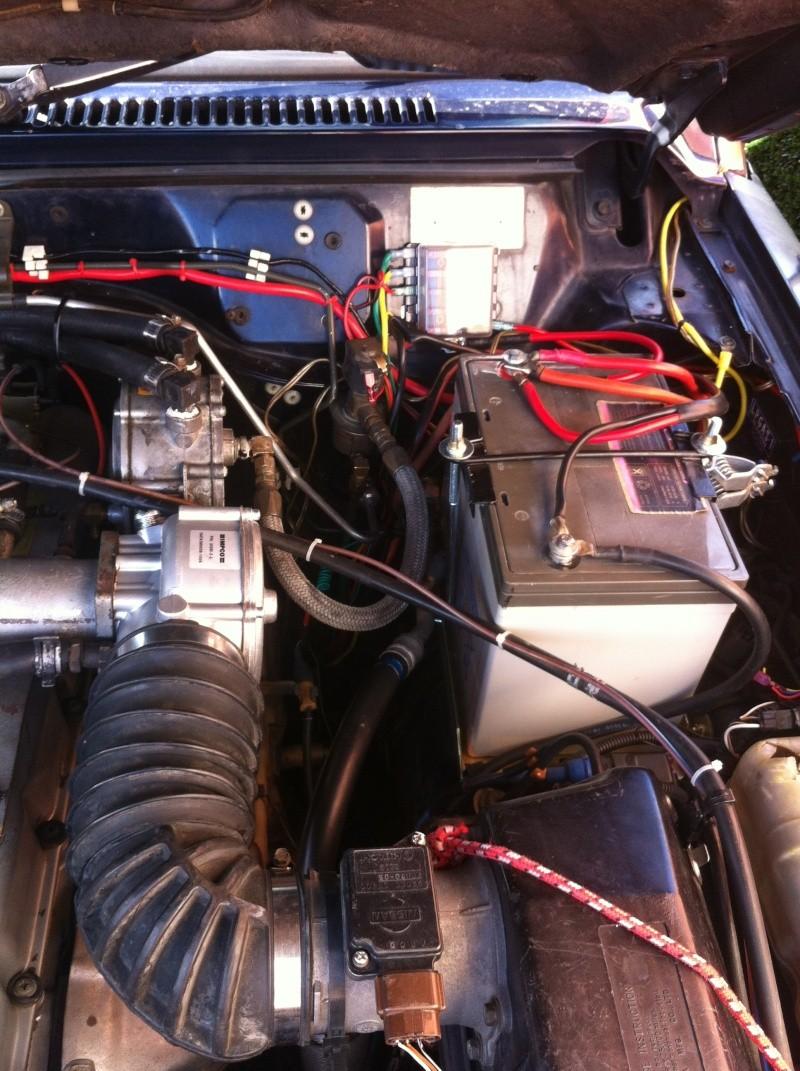 Nissan Patrol GQ Ti 4.2L EFI dual battery setup Img_0912