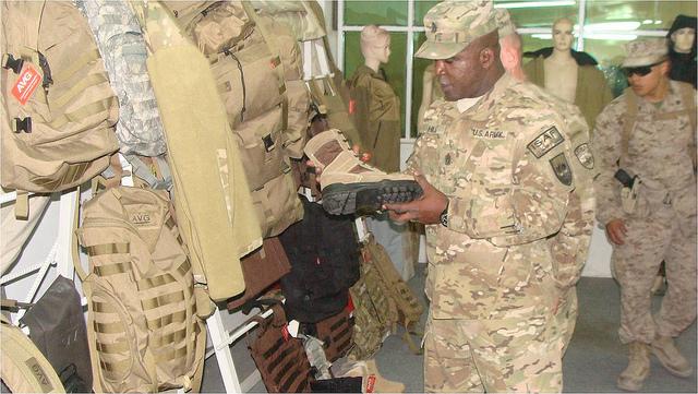 Afghan Equipment Factory Avgfac10