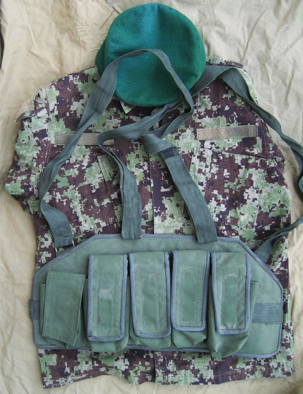 ANA Chest Rig & RPK canvas belt pouch Imag0130