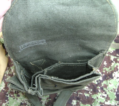 ANA Chest Rig & RPK canvas belt pouch Imag0135