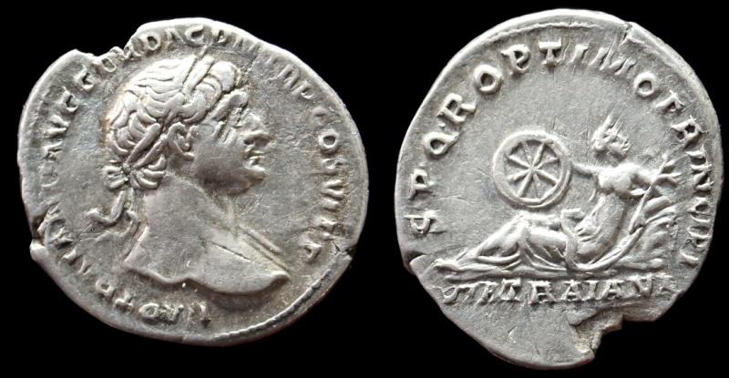 Mes autres monnaies Trajan11