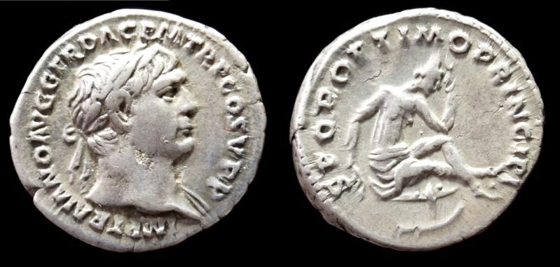 Mes autres monnaies Trajan12