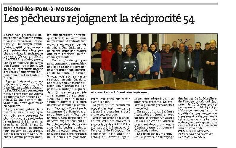 Nouveau site : AAPPMA de Blénod - Page 2 110