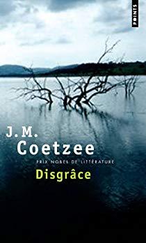COETZEE, John-Maxwell Disgra10