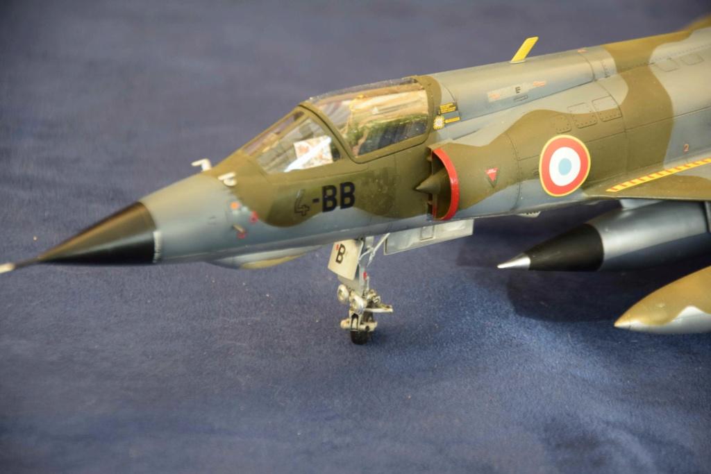 Mirage IIIE Italeri 1/32 1_1010
