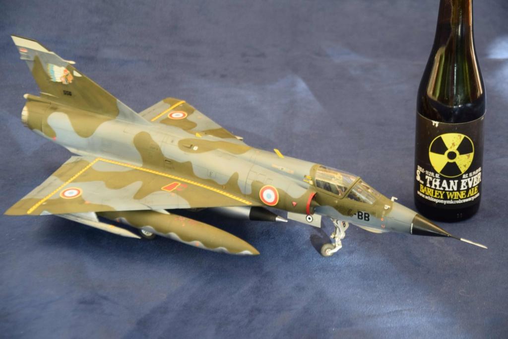 Mirage IIIE Italeri 1/32 1_511