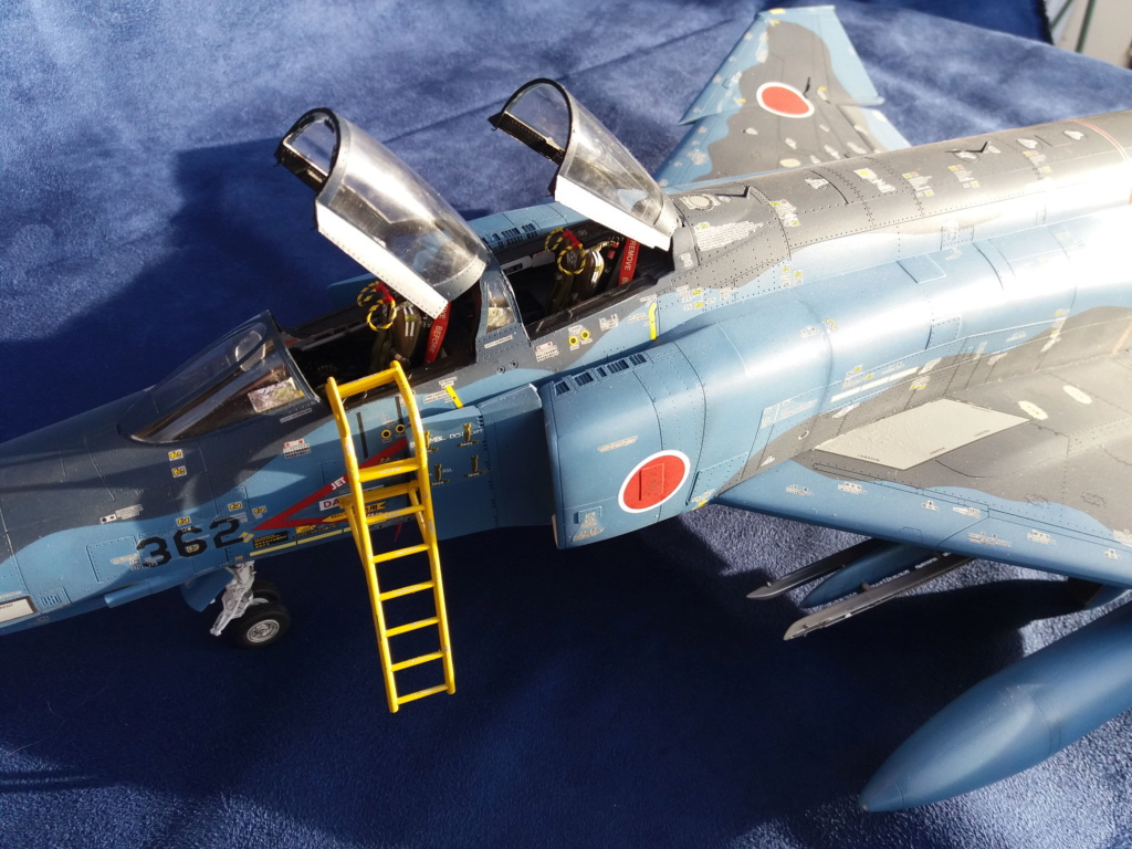 Mitsubishi F-4EJ Phantom Tamyia 1/32 20200210