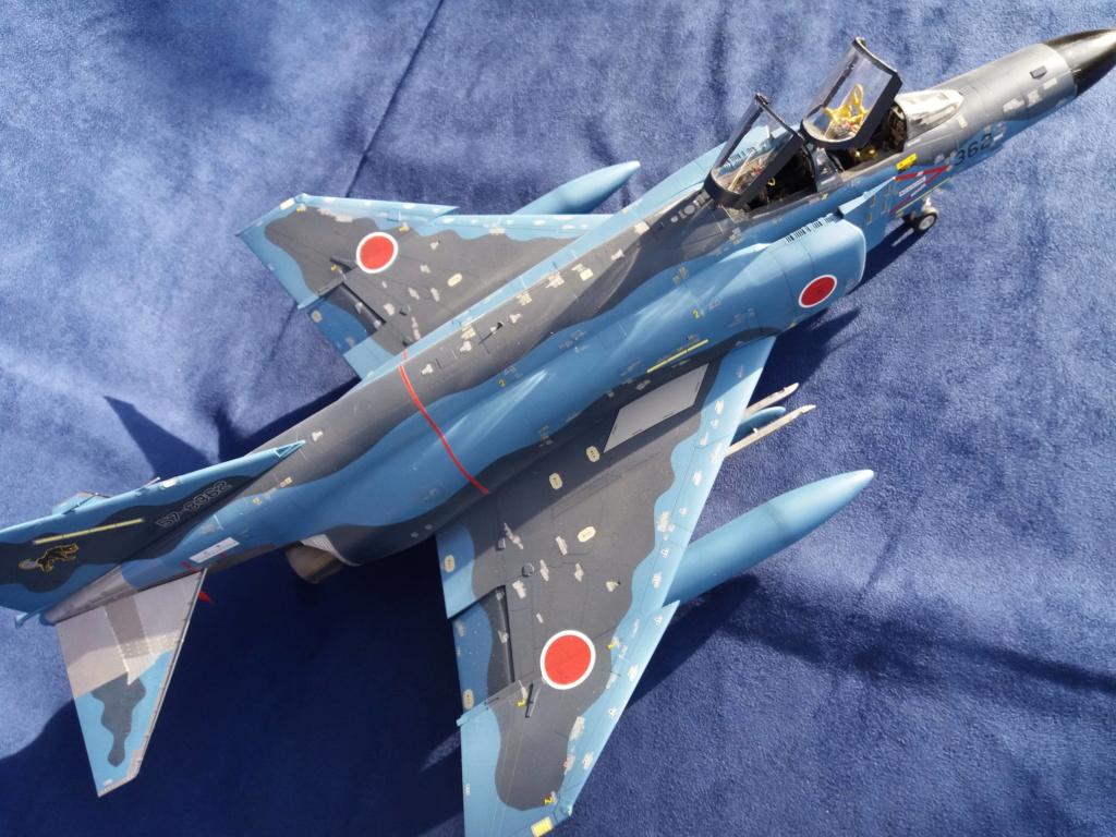 Mitsubishi F-4EJ Phantom Tamyia 1/32 20200211