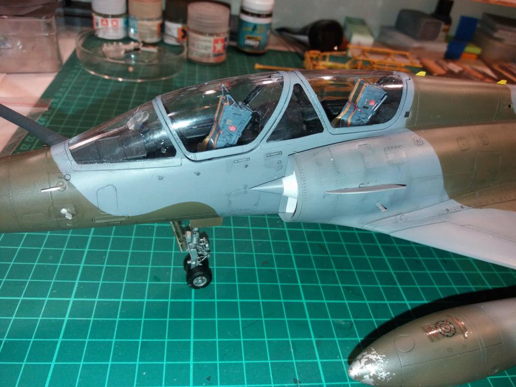 Mirage 2000D KittyHawk 1/32 - Page 6 20201019