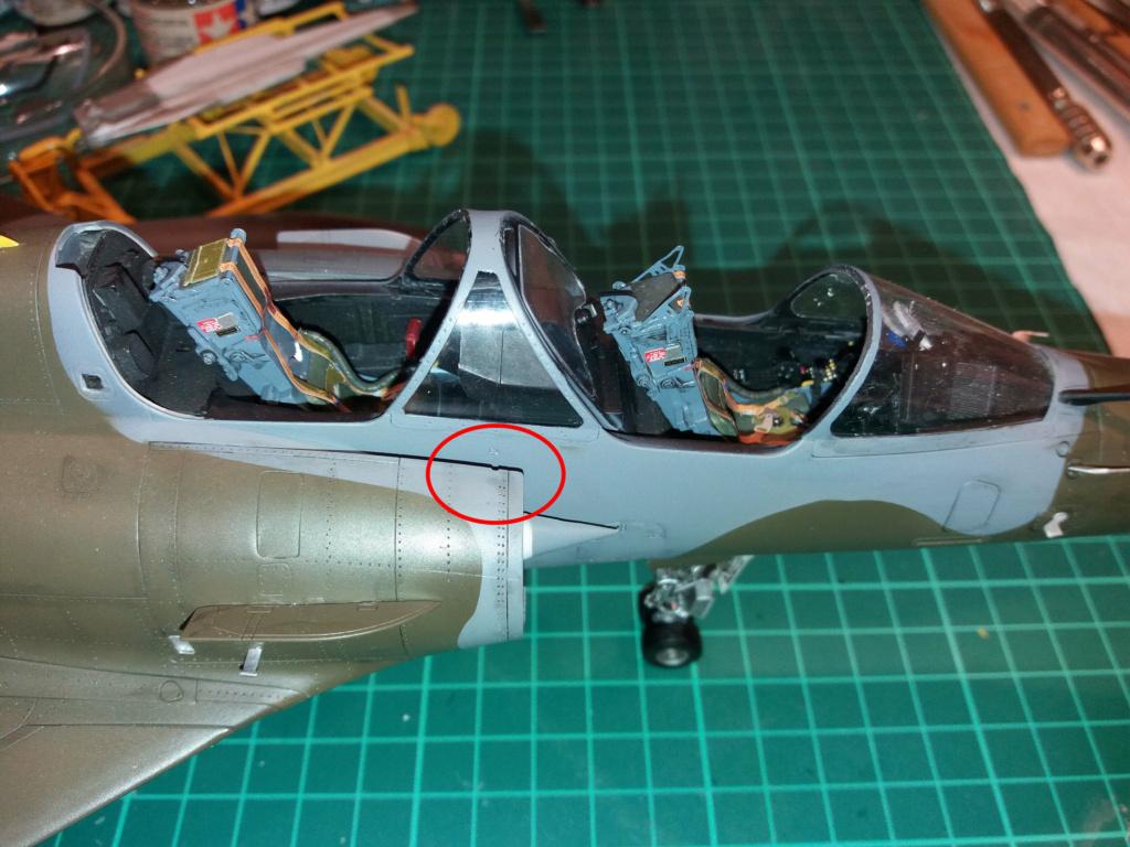Mirage 2000D KittyHawk 1/32 - Page 6 20201021