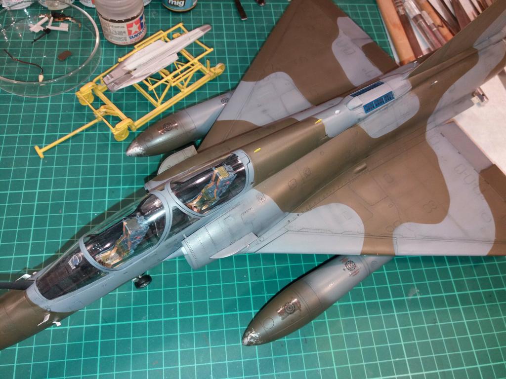 Mirage 2000D KittyHawk 1/32 - Page 6 20201023