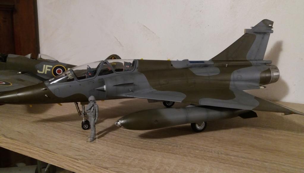 Mirage 2000D KittyHawk 1/32 - Page 6 20201025