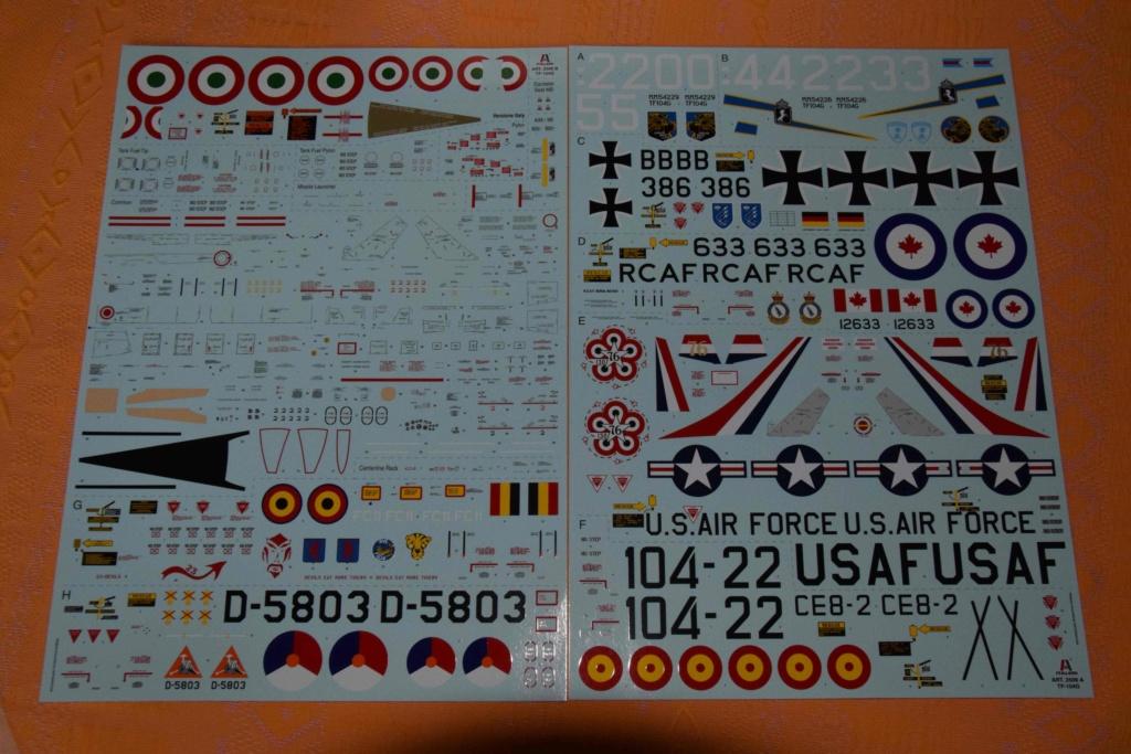 TF-104G Starfighter - Italeri 1/32 Dsc_0078