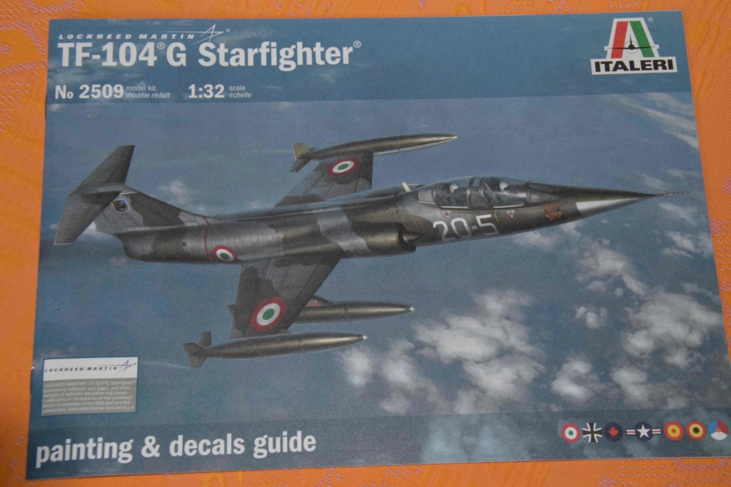 TF-104G Starfighter - Italeri 1/32 Dsc_0079