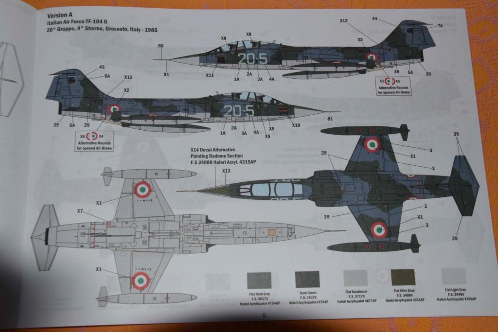 TF-104G Starfighter - Italeri 1/32 Dsc_0080