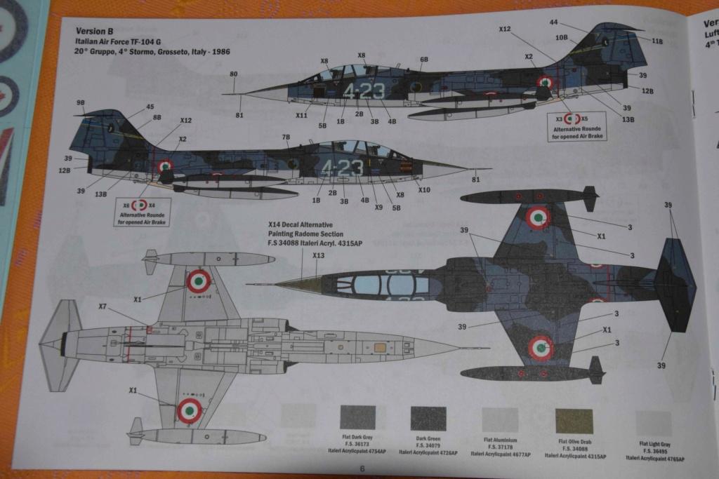 TF-104G Starfighter - Italeri 1/32 Dsc_0081
