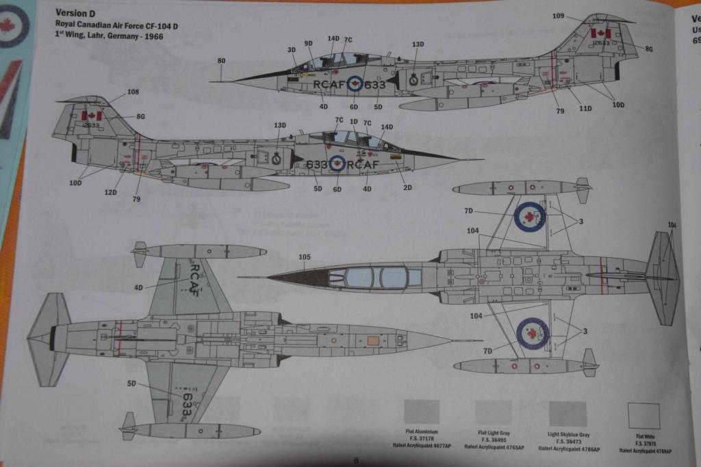 TF-104G Starfighter - Italeri 1/32 Dsc_0083