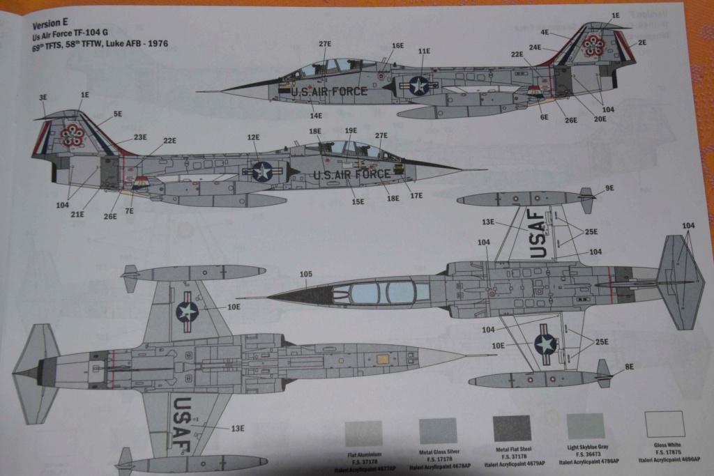 TF-104G Starfighter - Italeri 1/32 Dsc_0084