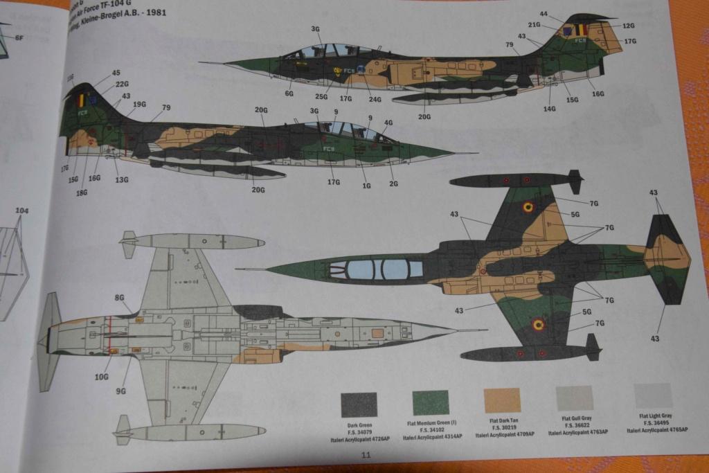 TF-104G Starfighter - Italeri 1/32 Dsc_0086