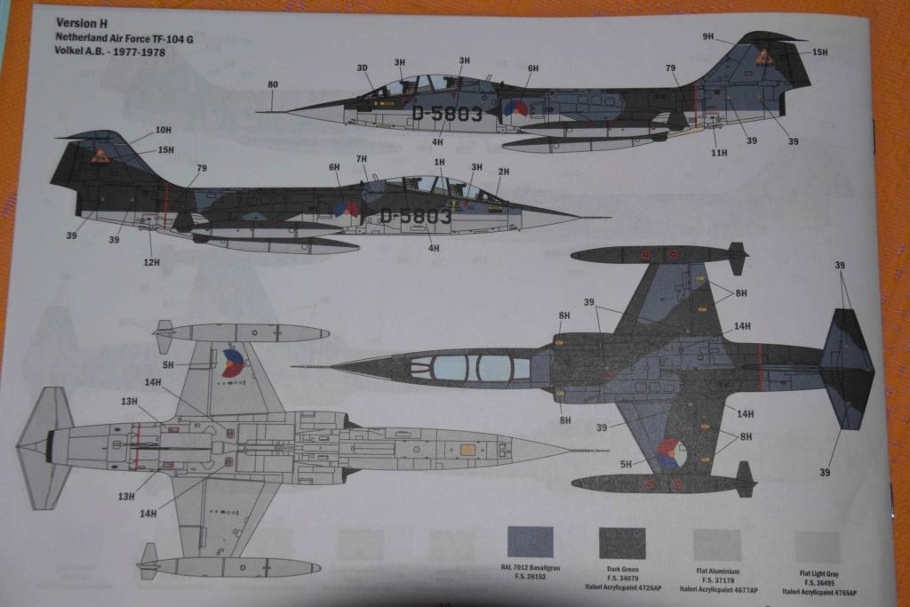 TF-104G Starfighter - Italeri 1/32 Dsc_0087