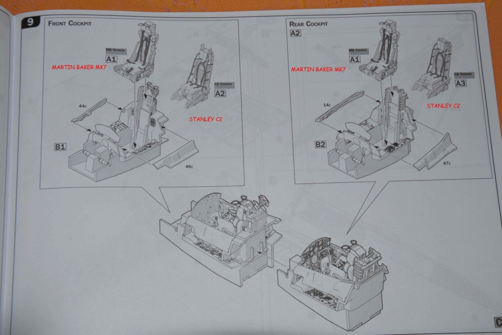 TF-104G Starfighter - Italeri 1/32 Dsc_0088