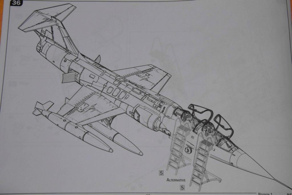 TF-104G Starfighter - Italeri 1/32 Dsc_0096