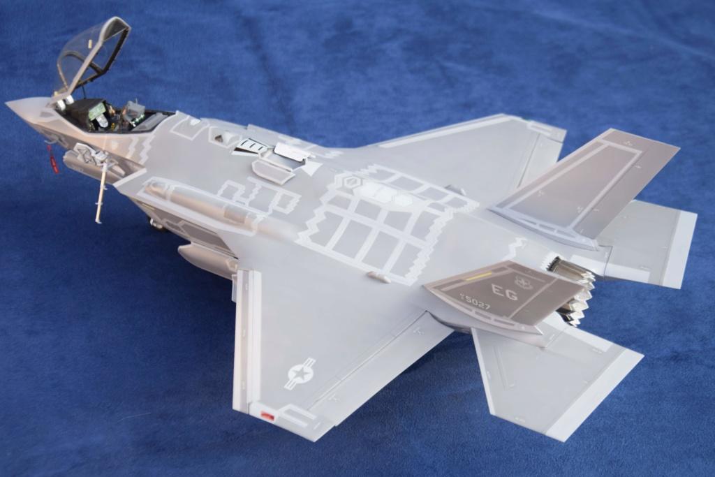 Lockheed Martin F-35A 1/32 Italeri Dsc_0229