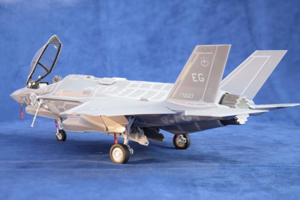 Lockheed Martin F-35A 1/32 Italeri Dsc_0230