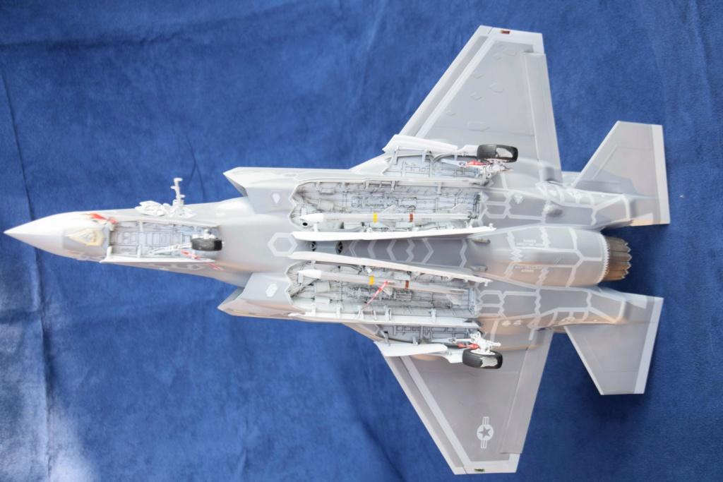 Lockheed Martin F-35A 1/32 Italeri Dsc_0232
