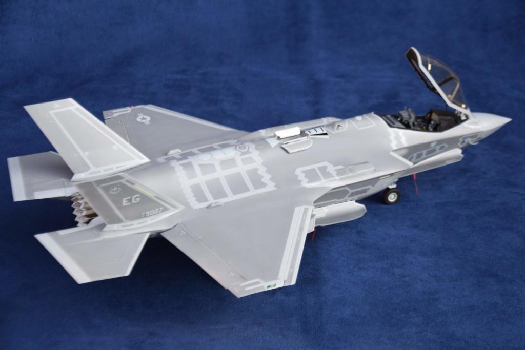 Lockheed Martin F-35A 1/32 Italeri Dsc_0233